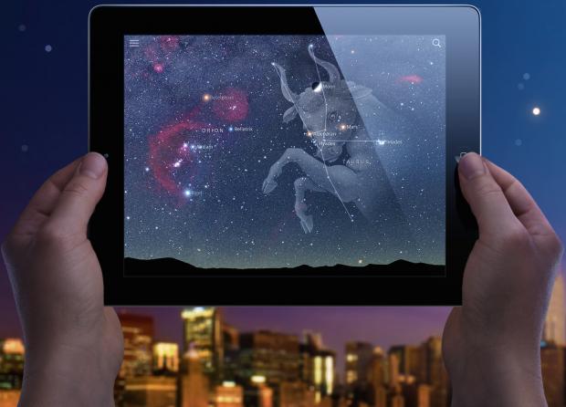 สมาร์ทโฟนถ่ายรูปดาว และท้องฟ้า