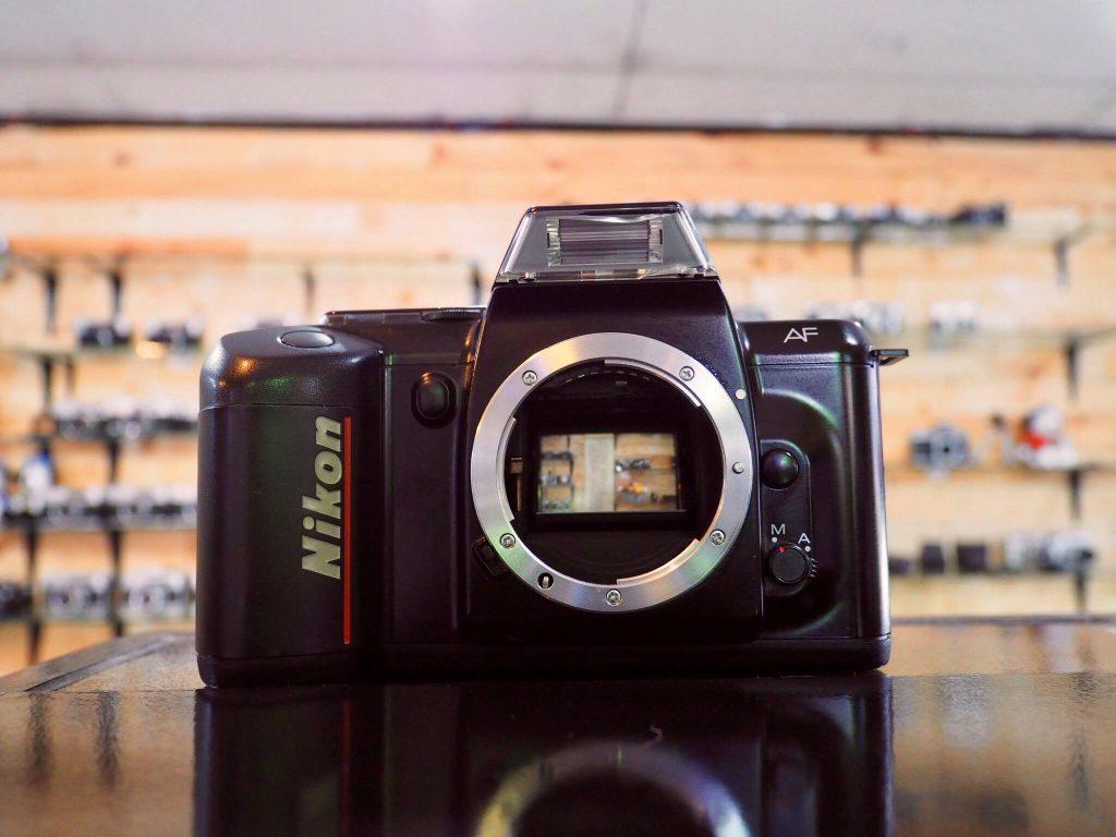 แบรนด์กล้องคุณภาพ nikon