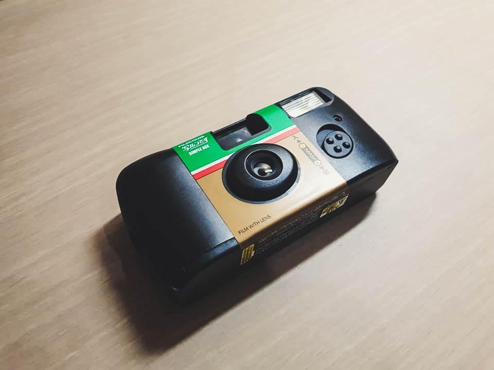 แนะนำกล้องฟิล์ม