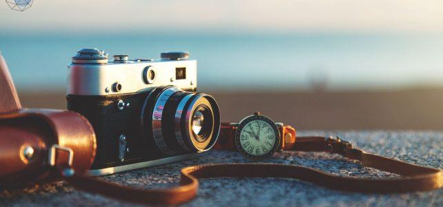 ตัวอย่างกล้องพกพา