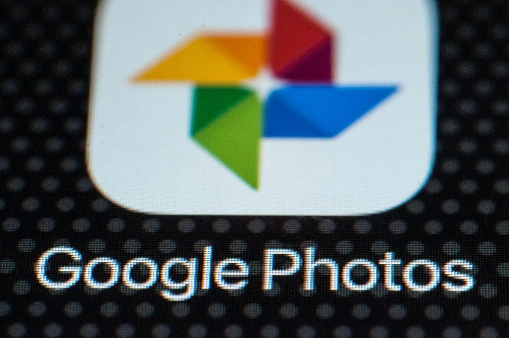 Applications google photo