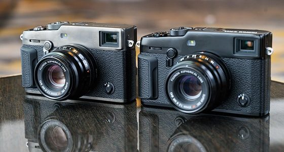 Fujifilm X-Pro3สองสี