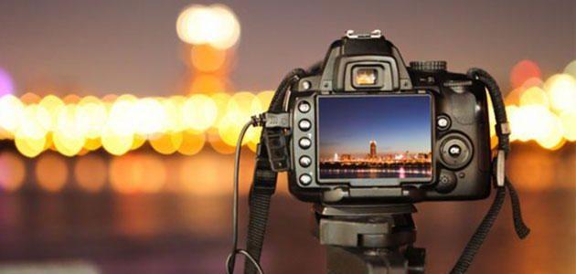 วิธีการถ่ายภาพให้สวย