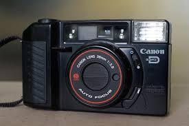 ตัวอย่างกล้องฟิล์มราคาถูก