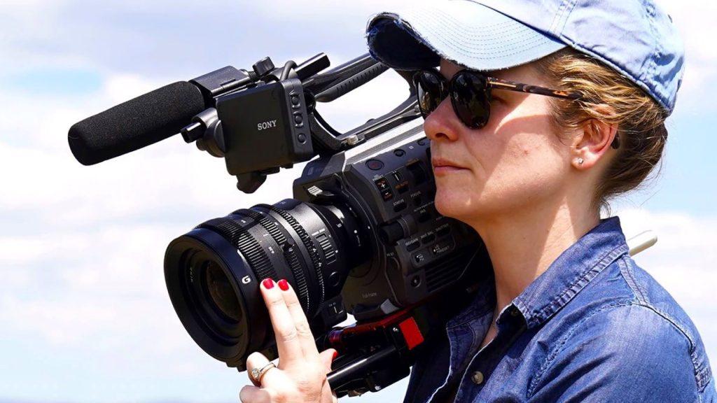 กล้องโซนี่เอฟเอกซ์ 6 ถ่ายหนัง