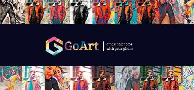 GoArt ทำภาพศิลปะ