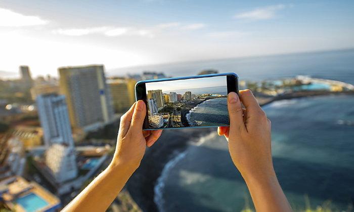 สนุกกับการถ่ายรูป ด้วยตัวเองง่ายๆแค่ต้องรู้จักเทคนิคจากการเริ่มต้นด้วยกล้องมือถือ