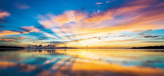 การถ่ายรูปก้อนเมฆสวยๆ