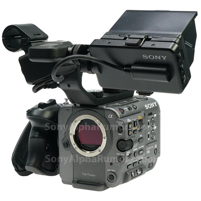 แนะนำกล้องโซนี่เอฟเอกซ์ 6