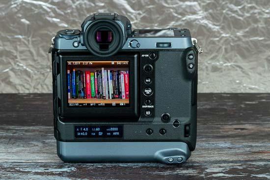 กล้องจีเอฟเอกซ์ 100เอส