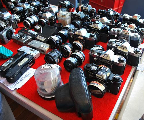 การซื้อกล้องมือสองน่าใช้