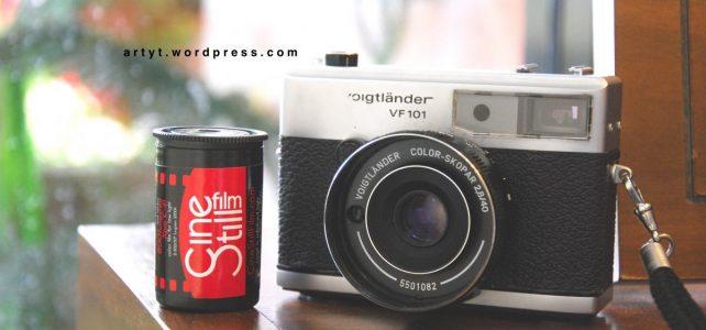 """กล้องฟิล์ม Voigtländer รุ่น """"VF101"""