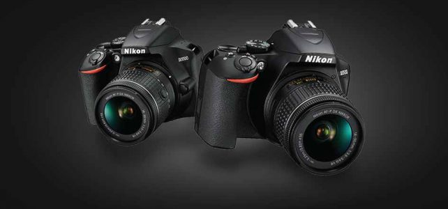 D3500-กล้องสองตัว