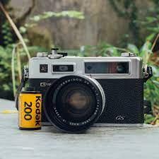 Electro 35 GSกล้องฟิล์ม