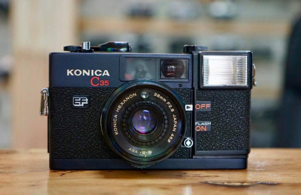 C35 EF-ตัวกล้อง