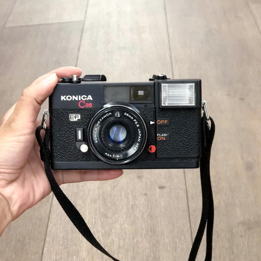 C35 EF-กล้องมือสอง
