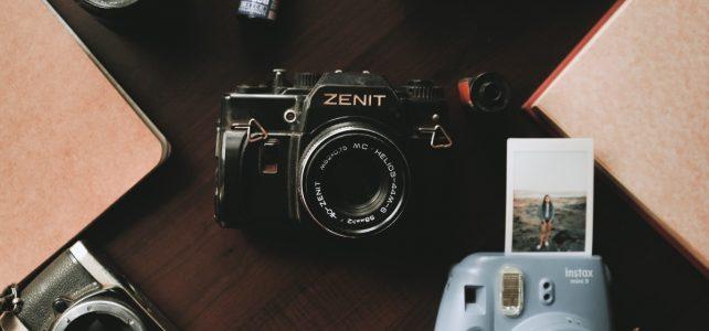 แนะนำกล้องฟิล์ม-รวมกล้อง