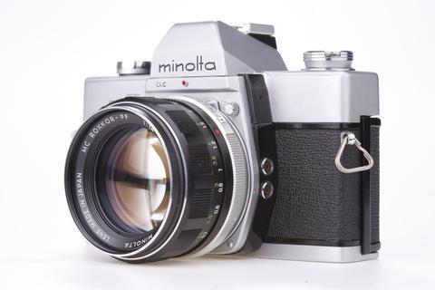 กล้องฟิล์ม 35mm-Minolta SRT 101