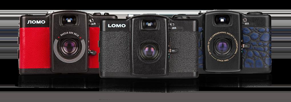 Lomo LC-A+-3แบบ