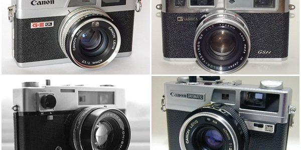 กล้องฟิล์มคุณภาพดี-รวมกล้อง