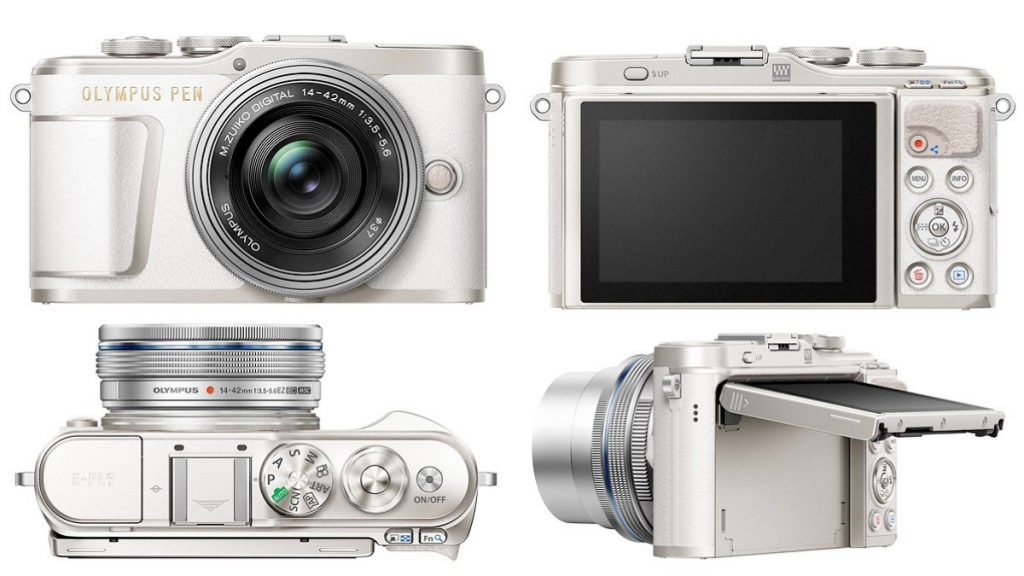 Camera E-PL9-ต่างมุม
