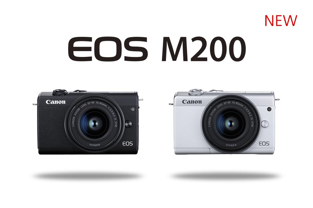 กล้อง Canon EOS M200-รุ่นใหม่