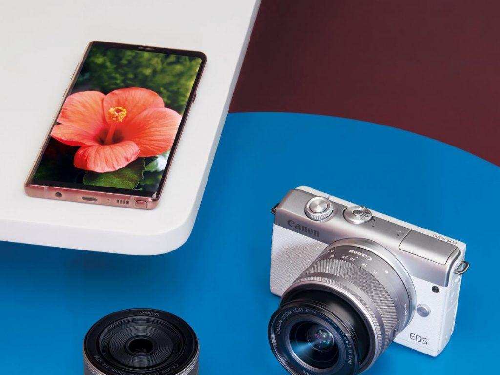 กล้อง Canon EOS M200