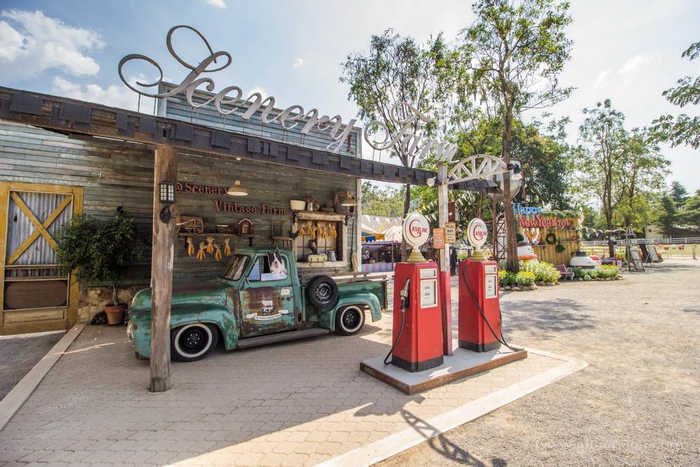 ภาพสไตล์วินเทจ-รถเก่า