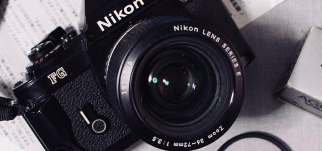NIKON FG image 2