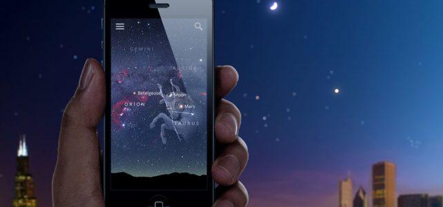 สมาร์ทโฟนถ่ายรูปดาว ได้สวย