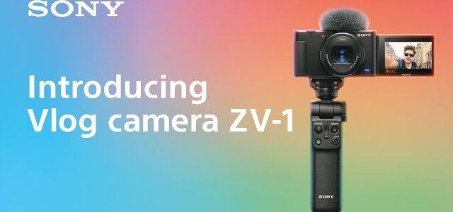 Sony ZV1กล้องน่าใช้