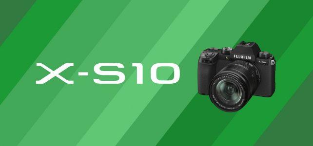 ขายกล้องFujifilm X S10