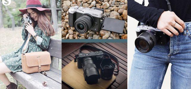 รวมภาพกล้องถ่ายรูปยอดฮิต