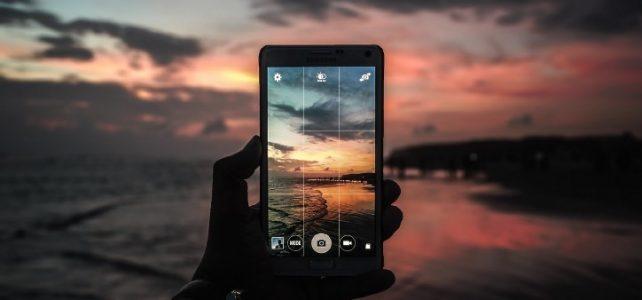 กล้อง สมาร์ทโฟนถ่ายภาพแบบมืออาชีพ