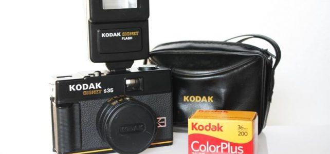 """กล้อง Kodak รุ่น """"Signet S35"""""""