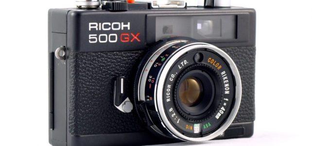 500 GX-หน้าปกกล้อง
