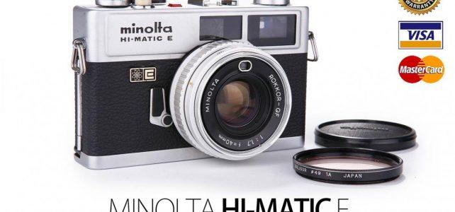 Himatic E-หน้าปก