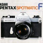 Pentax Spotmatic SP-หน้าปก
