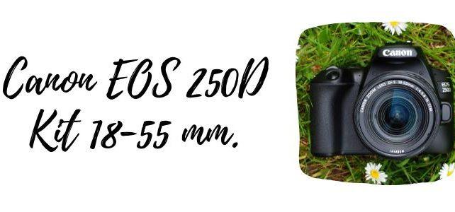 EOS 250D Kit -ตัวอย่าง