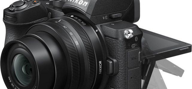 Nikon Z50 body Kit
