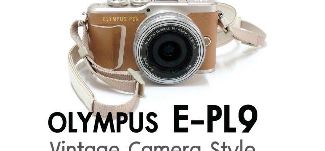 Camera E-PL9