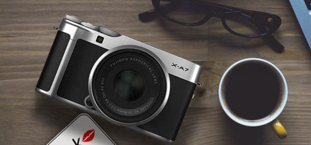 X-A7 Kit 15-45 mm